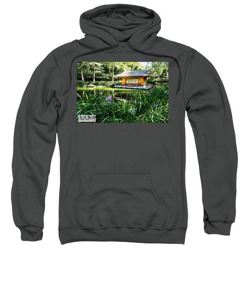 Japanese Gardens II Sweatshirt