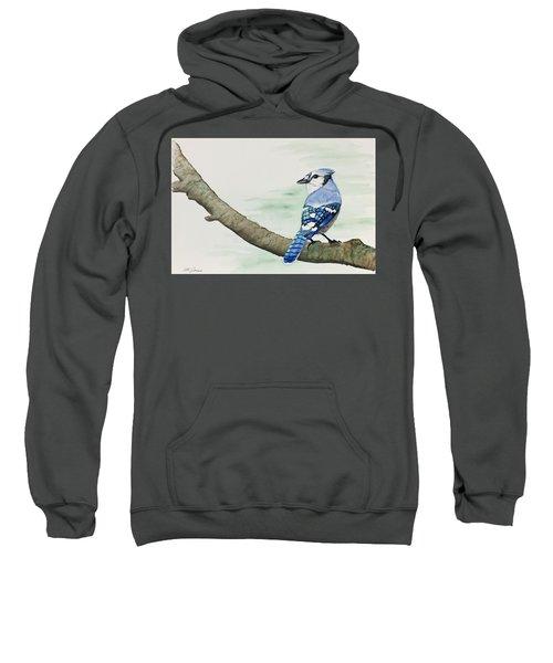 Jay In The Pine Sweatshirt