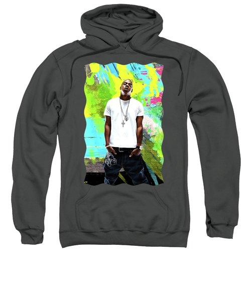 Jay Z - Celebrity Art Sweatshirt