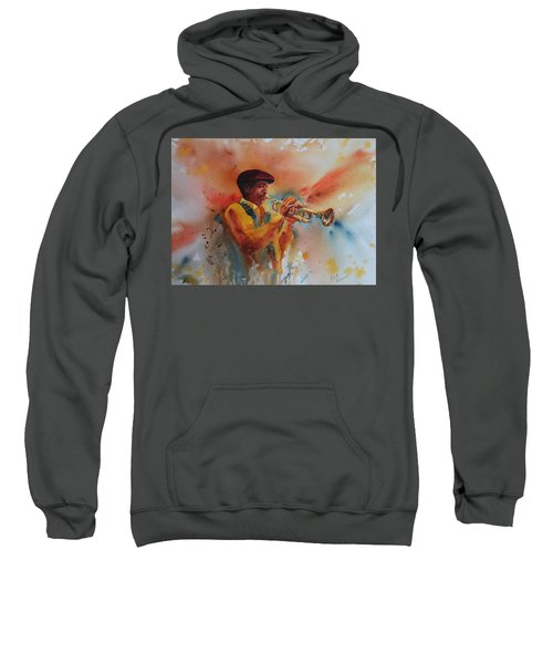 Jazz Man Sweatshirt