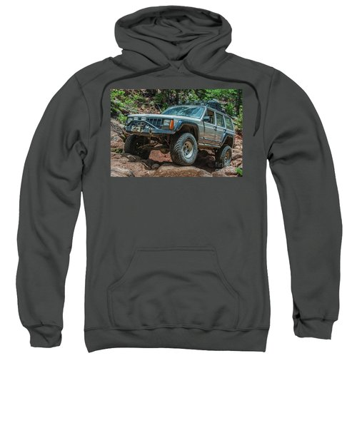 Jeep Cherokee Sweatshirt