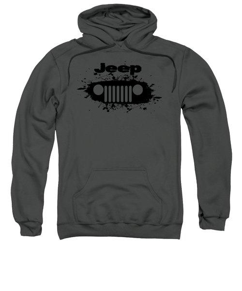 Jeep Splatter Sweatshirt
