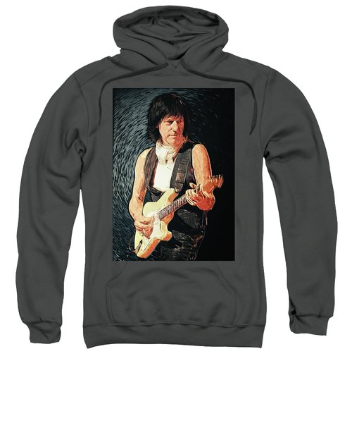 Jeff Beck Sweatshirt
