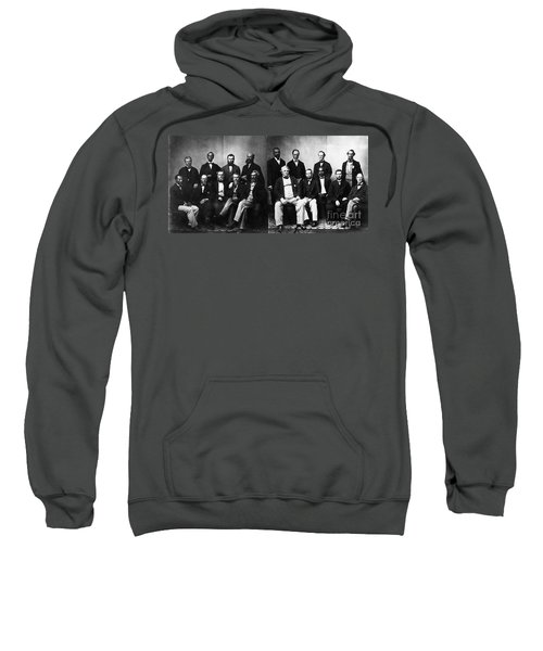 Jefferson Davis Trial Sweatshirt