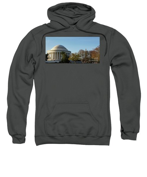 Jefferson Memorial Sweatshirt