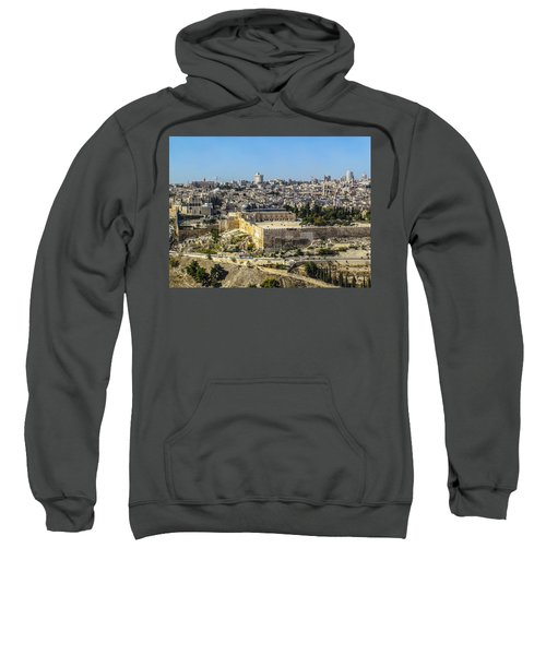 Jerusalem Of Gold Sweatshirt