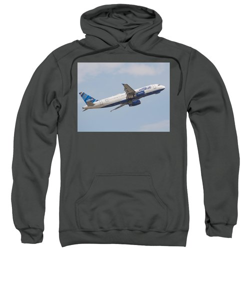 Jet Blue Sweatshirt