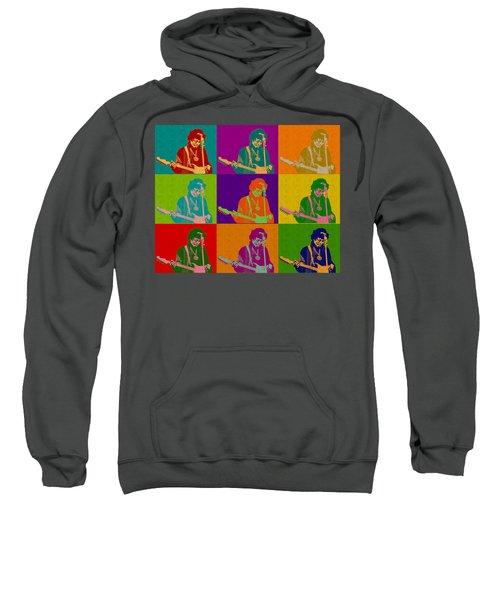 Jimi Hendrix In The Style Of Andy Warhol Sweatshirt