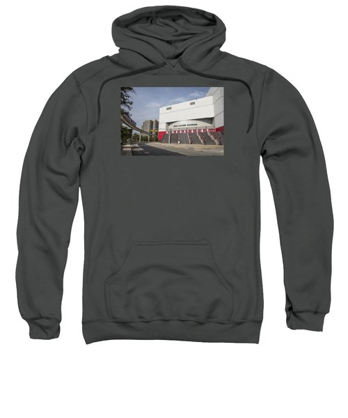 Joe Louis Arena  Sweatshirt