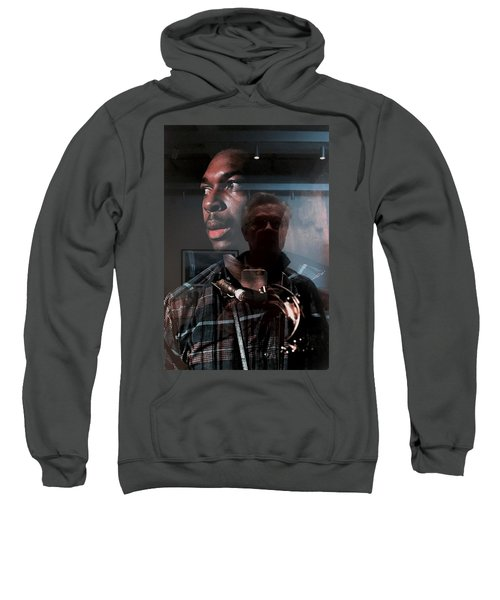 John Coltrane And Me Sweatshirt