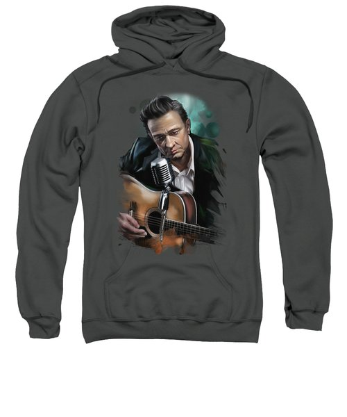 Johnny Cash Sweatshirt