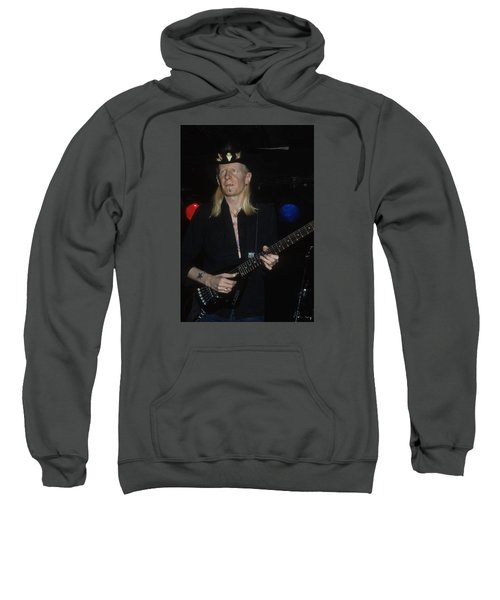 Johnny Winter Sweatshirt