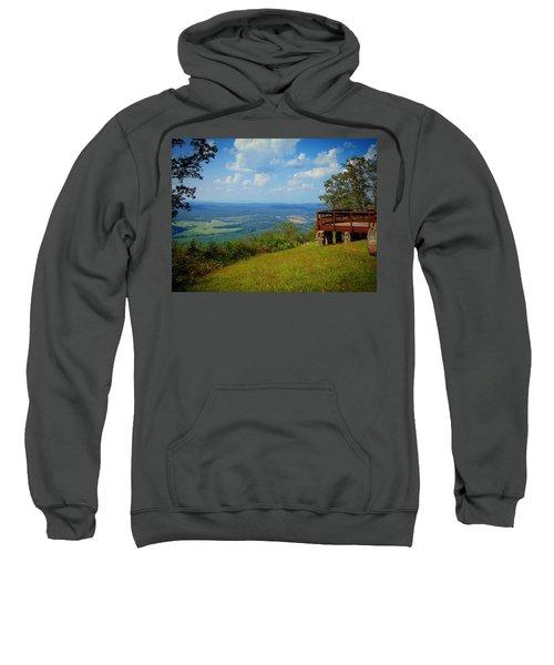 John's Mountain Overlook Sweatshirt