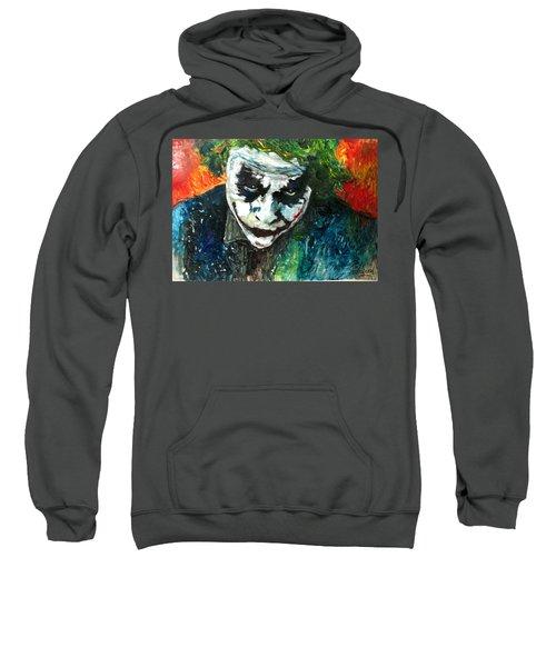 Joker - Heath Ledger Sweatshirt