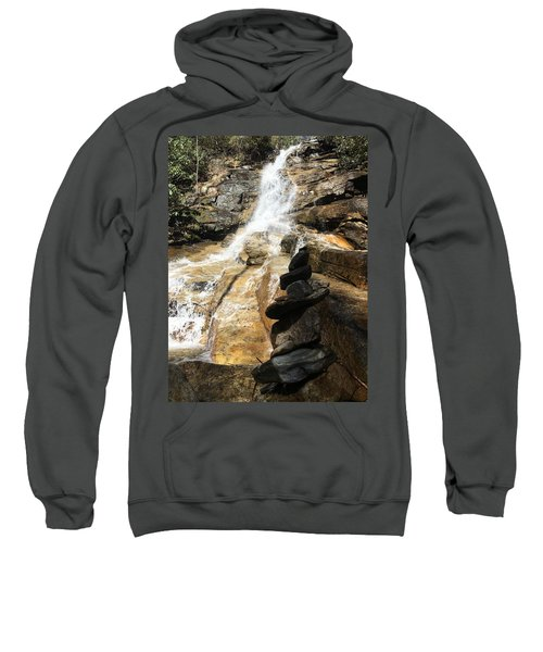 Jones Gap Falls  Sweatshirt