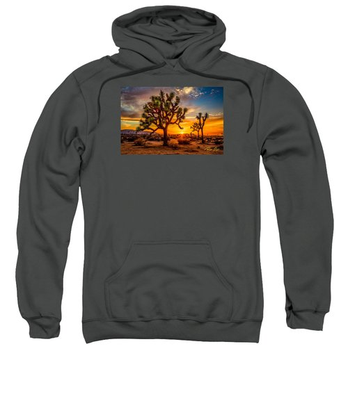 Joshua Tree Glow Sweatshirt