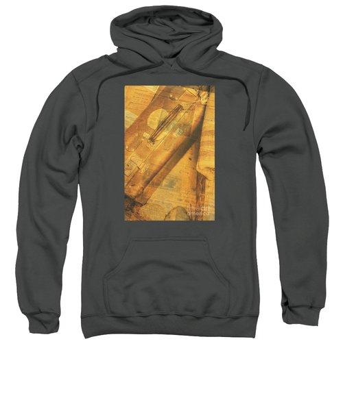 Journalistic Voyage Sweatshirt