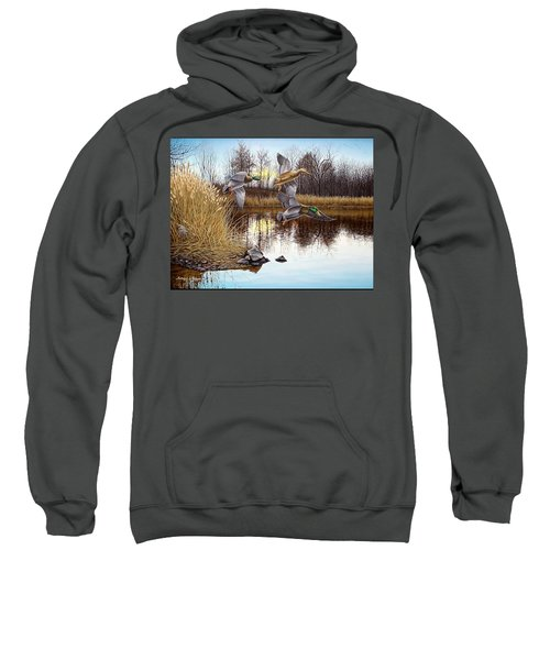 Journey's End Sweatshirt