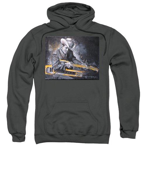 Jr. Brown Sweatshirt