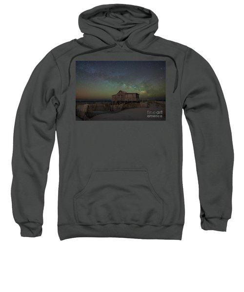 Judge's Shack Milky Way Sweatshirt