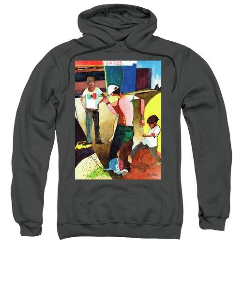 Jugando Sweatshirt