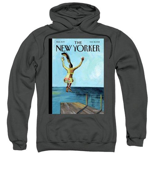 Jump Sweatshirt