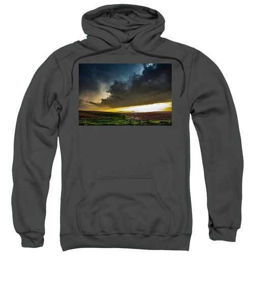 June Comes In With A Boom 005 Sweatshirt