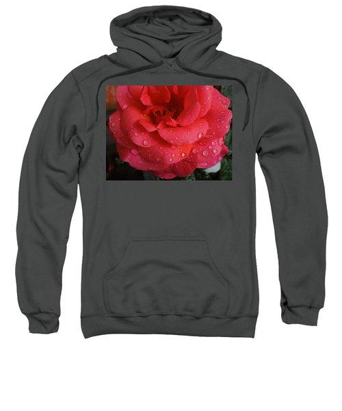 June  Rose  Sweatshirt