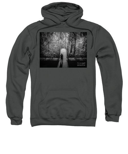 Jungle Entrance Sweatshirt