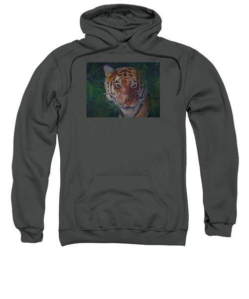 Jungle Eyes Sweatshirt