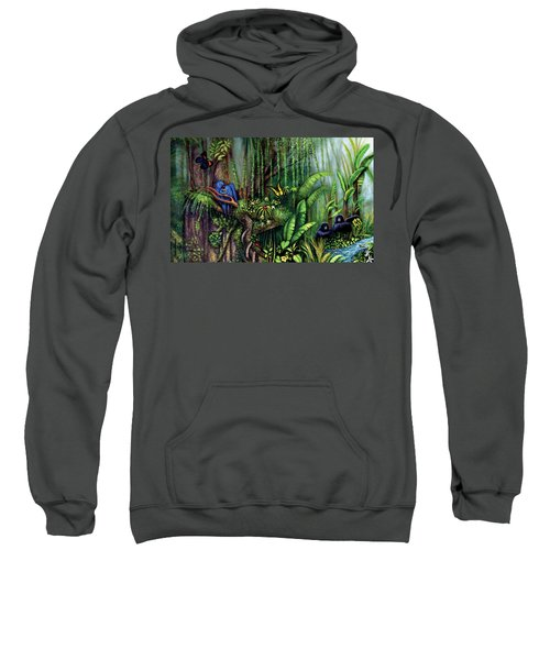Jungle Talk Sweatshirt