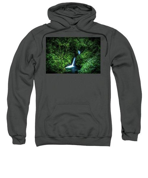 Jungle Waterfall Sweatshirt
