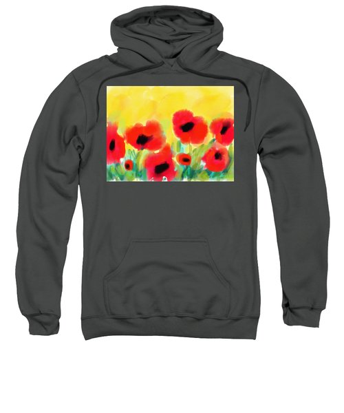 Just Poppies Sweatshirt