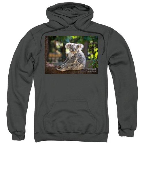 Just Relax Sweatshirt by Jamie Pham