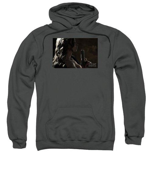 Just Shot That 45 Sweatshirt