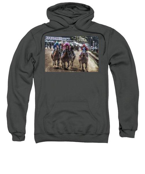 Just Starting Sweatshirt