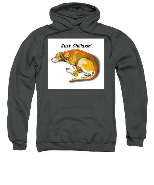 Kai Chillaxin' Sweatshirt
