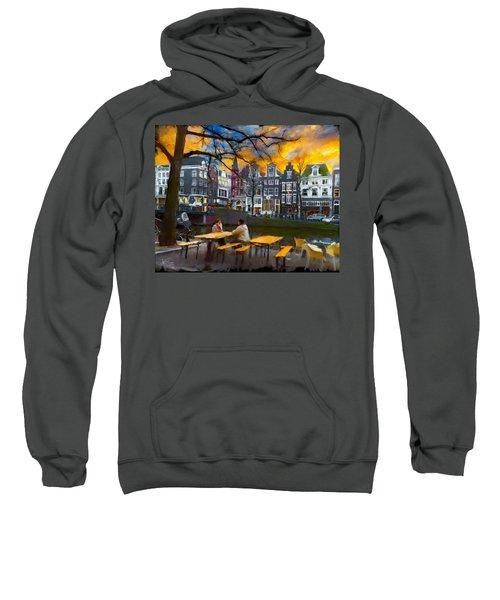 Kaizersgracht 451. Amsterdam Sweatshirt