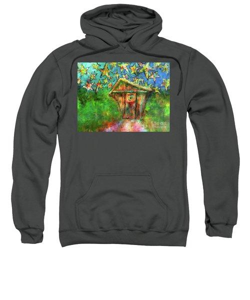 Kaleidoscope Skies Sweatshirt