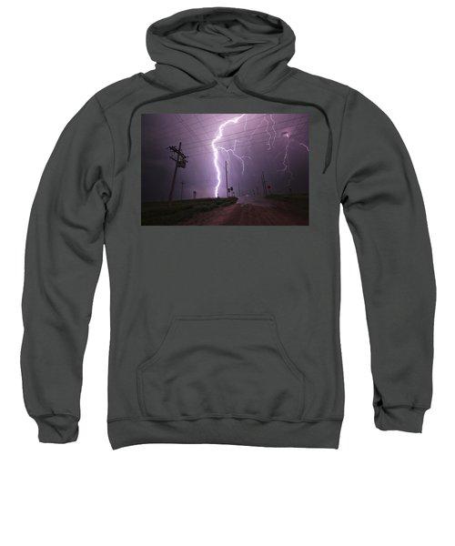 Kansas Lightning Sweatshirt