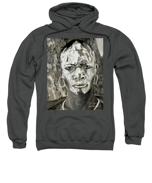Karo Man Sweatshirt
