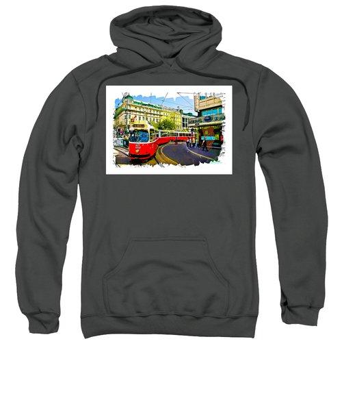 Kartner Strasse - Vienna Sweatshirt
