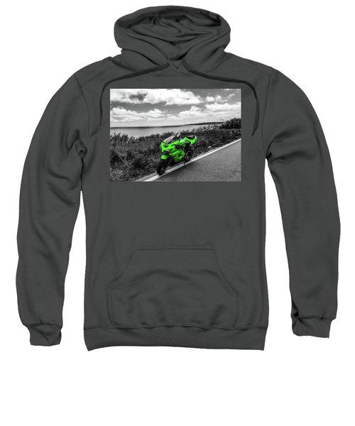 Kawasaki Ninja Zx-6r 2 Sweatshirt