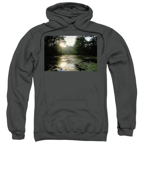 Kayaking Sweatshirt