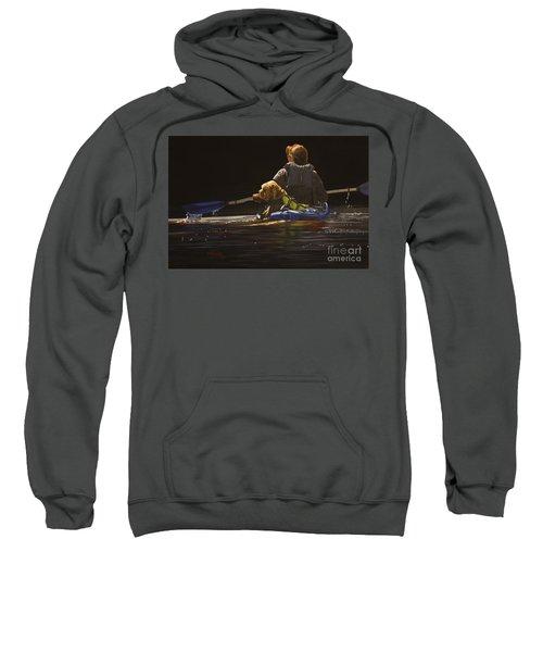 Kayaking With Your Best Friend Sweatshirt