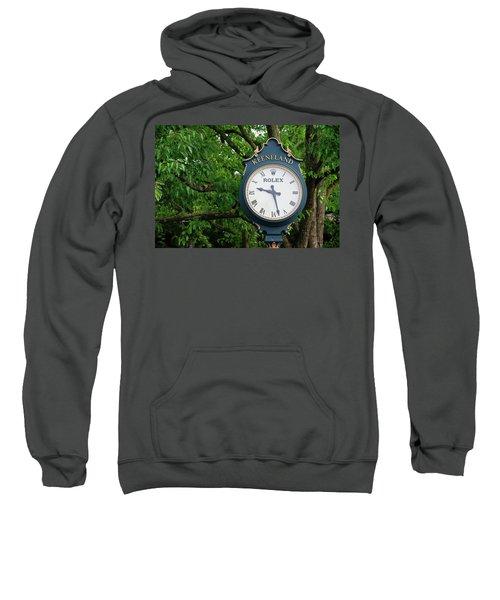 Keeneland Clock Sweatshirt