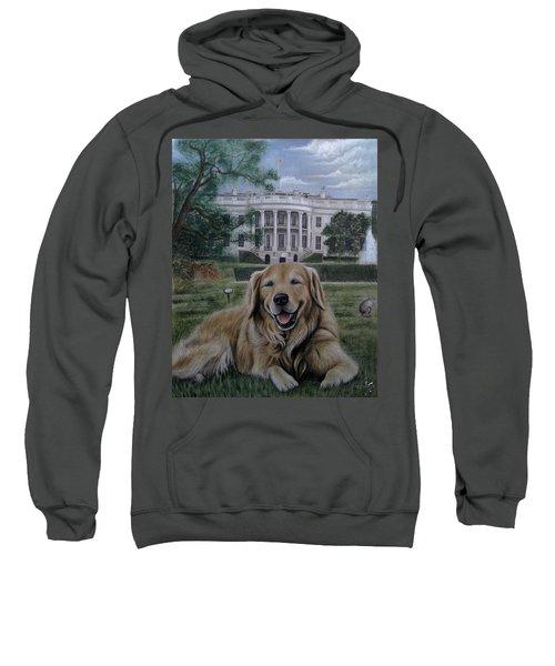 Kelli On The White House Lawn Sweatshirt