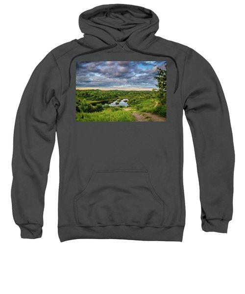 Kentucky Hills And Lake Sweatshirt