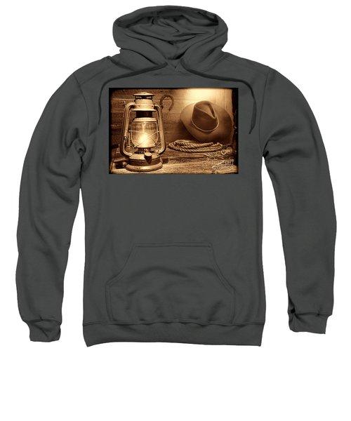 Kerosene Lantern Sweatshirt