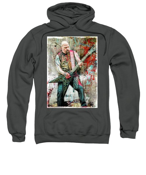 Kerry King, Slayer Sweatshirt